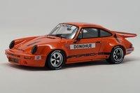 Porsche RS 3.0 No.1  Winner IROC Daytona 1974  Mark Donohue in 1:43 scale by Spark