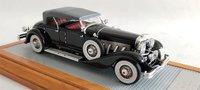 Duesenberg Model J Dual Cowl Phaeton sn2470 Walker La Grande 1930 in 1:43 Scale by Ilario