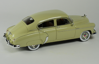 1950 Chevrolet Fleetmaster Moonlight Cream in 1:43 scale by Goldvarg