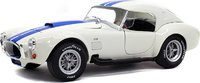 1965 AC Cobra 427 MKI Wimbledon White in 1:18 Scale by Solido