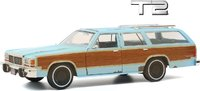 1980 Ford LTD Country Squire Terminator 2 Judgement Day in 1:18 Scale by Greenlight