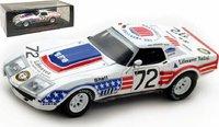 Chevrolet Corvette C3 Le Mans 1972 in 1:43 Scale by Spark