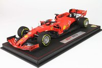 Ferrari SF90 GP Australia S. Vettel in 1:18 scale by BBR
