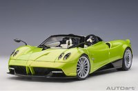 Pagani Huayra Roadster (Verde Firenze)in 1:18 scale by AUTOart