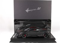 Pagani Huayra BC in Matt Black in 1:12 Scale by BBR