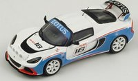 2011 Lotus Exige R-GT Model Car in 1:43 Scale by Spark