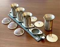 Intake Rampipes Cup Set by AutoArt