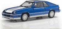 1985 Dodge Shelby Charger Turbo in 1:18 Scale by LS Collectible
