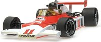 McLaren Ford M23 James Hunt world Champion 1976 w/ removable engine cover in 1:18 scale by Minichamps