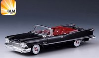 1958 Chrysler Imperial Crown Convertible Open roof 1:43 scale by GLM