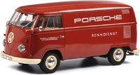 VW T1 Kasten PORSCHE in 1:18 Scale by Schuco