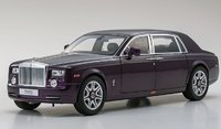 Rolls-Royce Phantom EWB Twilight Purple in 1:18 Scale by Kyosho