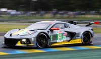 Chevrolet Corvette C8-R #64 24Hours of Le Mans 2021 in 1:18 scale by GT Spirit