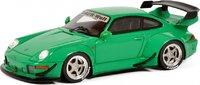 RAUH-Welt RWB 964 Green in 1:43 Scale by Schuco