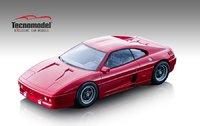 Ferrari 348 Zagato  1991 Red in 1:18 scale by Technomodel
