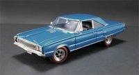 1967 Dodge Coronet R/T Hemi Diecast Model by Acme in 1:18 Scale