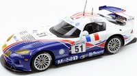 Dodge Viper GTS-R Oreca 1999 Le Mans Winner in 1:18 Scale by Top Marques Collectibles
