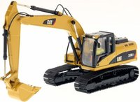 Cat® 320D L Hydraulic Excavator in 1:50 scale by Diecast Masters