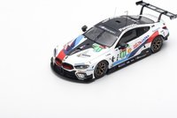 BMW M8 GTE #81 BMW Team MTEK 24H Le Mans 2018 in 1:43 scale by True Scale Miniatures