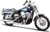 2006 Harley Davidson FXDBI Dyna Street  in 1:12 scale by Maisto