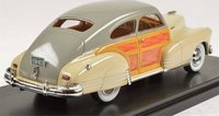 1948 Chevrolet Fleetline Aerosedan Model in 1:43 Scale by Neo