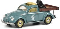 VW Käfer Beutler Pick-up in 1:43 Scale by Schuco