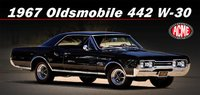 1967 OLDSMOBILE 442 W-30 in 1:18 scale by Acme