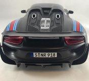 Porsche 918 Spyder Weissach Package # 15 Resin Model Car in 1:12 Scale by GT Spirit