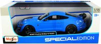 2020 Mustang Shelby GT500 Diecast 1:18 Light Blue by Maisto