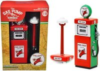 VINTAGE GAS PUMP REPLICA SERIES with light in 1:18 scale by greenlight