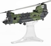 Royal Canadian Boeing Chinook Ch-147F 304 Helicopter in 1:72 scale by Forces of Valor