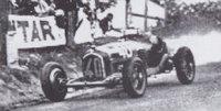 Alfa Romeo P3 Fagioli, 1933 Comminges GP Winner #40 in 1:18 Scale by CMC