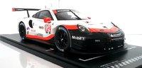 Porsche 911 RSR type 991 #912 24H Daytona 2018 in 1:18 scale by IXO