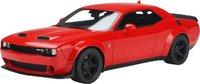 2021 Dodge Challenger SRT Super Stock in 1:18 Scale by GT Spirit