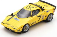 Lancia Stratos No.7 24H Daytona 1977 A. Arutunoff in 1:43 scale by Spark