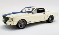1965 SHELBY GT350R STREET FIGHTER in 1:18 scale by Acme