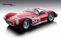 Maserati A6 GCS Mille Miglia 1953 Resin Model Car in 1:18 Scale by Tecnomodel