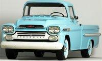 1959 Chevrolet Apache Fleetside Pick Up Truck Resin Model 1:18 Sale by BoS Models