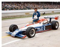 "1978 Lola ""First National City Travelers Checks"", Winner Indianapolis 500, Al Unser Sr in 1:18 scale by Replicarz"