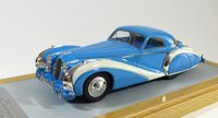 1948 Talbot-Lago T26 Hard-Top Grand Sport Saoutchik sn110110 Model Car in 1:43 Scale by Ilario