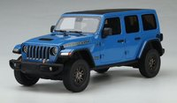 2021 JEEP WRANGLER RUBICON 392 in 1:18 scale by GT Spirit