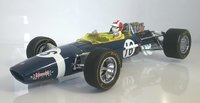 Lotus Ford Type 49, 1968 Grand Prix of Spain in !:18 scale by Grand Prix Classics