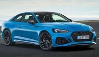 2020 Audi RS 5 Coupe in 1:18 Scale by GT Spirit
