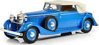 1934 Hispano Suiza J12 Drophead Coupe in 1:18 Scale by Esval Models