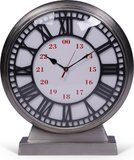 Waterloo Desk Clock XL by Authentic Models