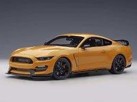 Ford Shelby GT350R, Fury Orange in 1:18 scale by AUTOart