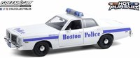 1976 Dodge Coronet- Boston Police Dept. Hot Pursuit in 1:24 scale by Greenlight