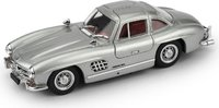 MERCEDES 300SL COUPE 1954 GULLWING in 1:43 scale by Brumm