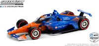 2020 #9 Scott Dixon NTT IndyCar Series Champion Chip Ganassi Racing, PNC Bank in 1:18 Scale by GreenLight