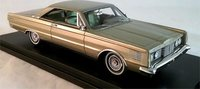 1965 Mercury Park Lane Marauder Gold Poly in 1:43 scale by Goldvarg Collection